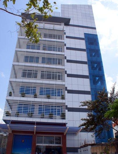 Gas Petrolimex Building